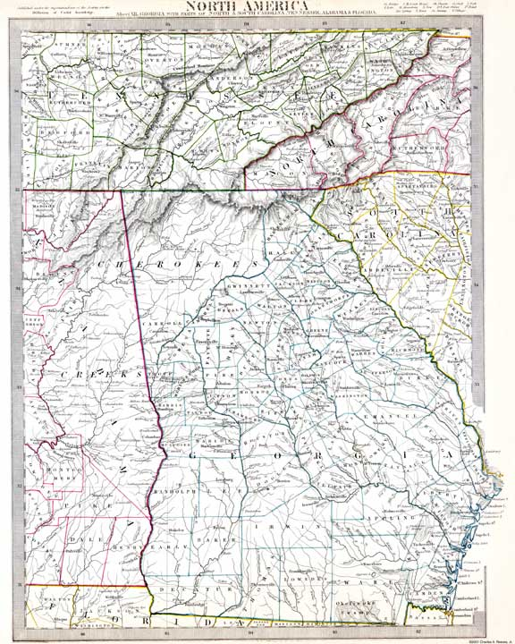 Similiar Map Of Tennessee And Surrounding States Keywords